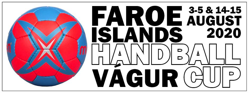 Faroe Islands Handball Cup 2020 fyri vaksin er AVLÝST