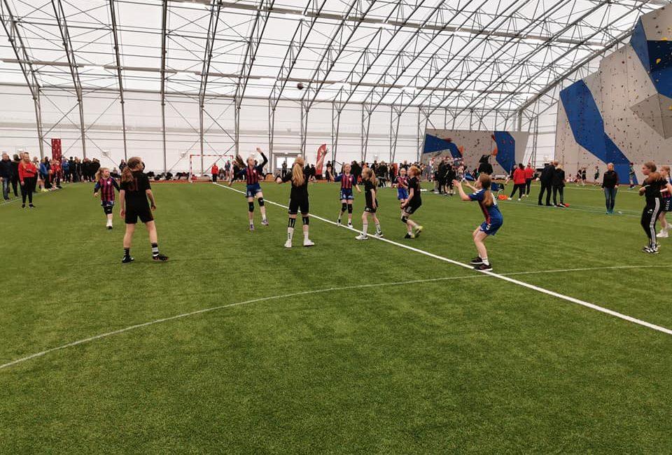 Gleða okkum til Faroe Islands Handball Cup 2021