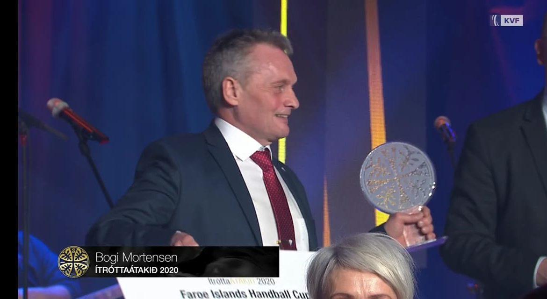 Faroe Islands Handball Cup ÍTRÓTTARÁTAKIÐ 2020