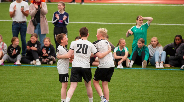 Takk fyri eitt einastandandi Faroe Islands Handball Cup 2021